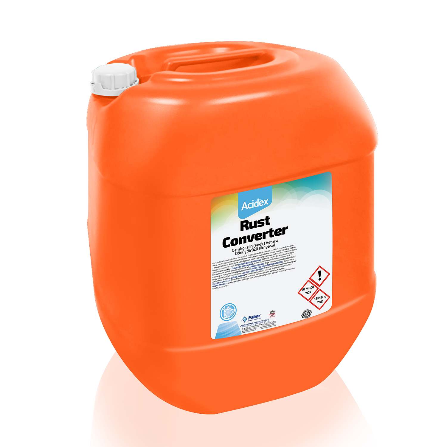 Acidex Rust Converter