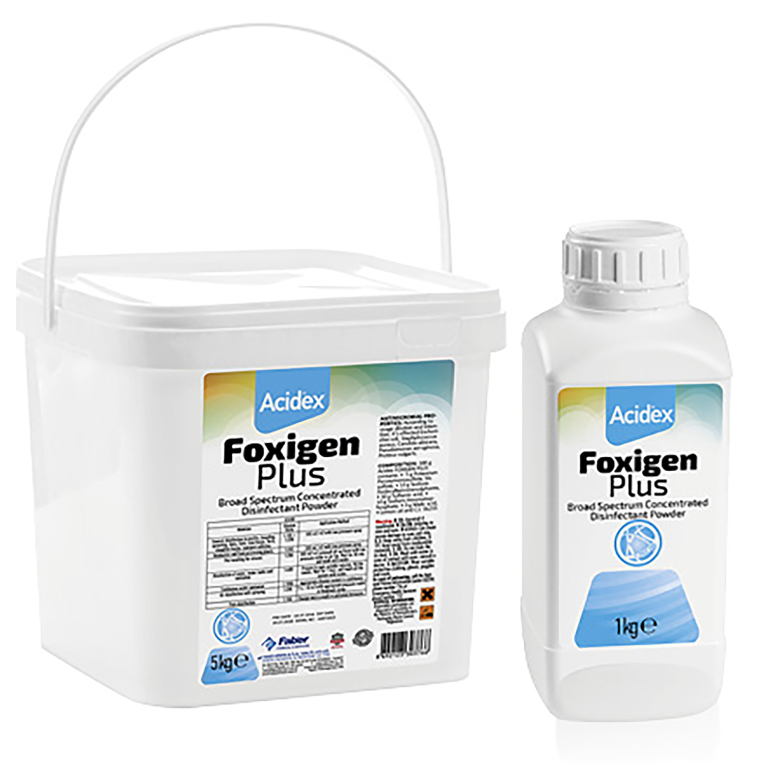 Acidex Foxigen Plus
