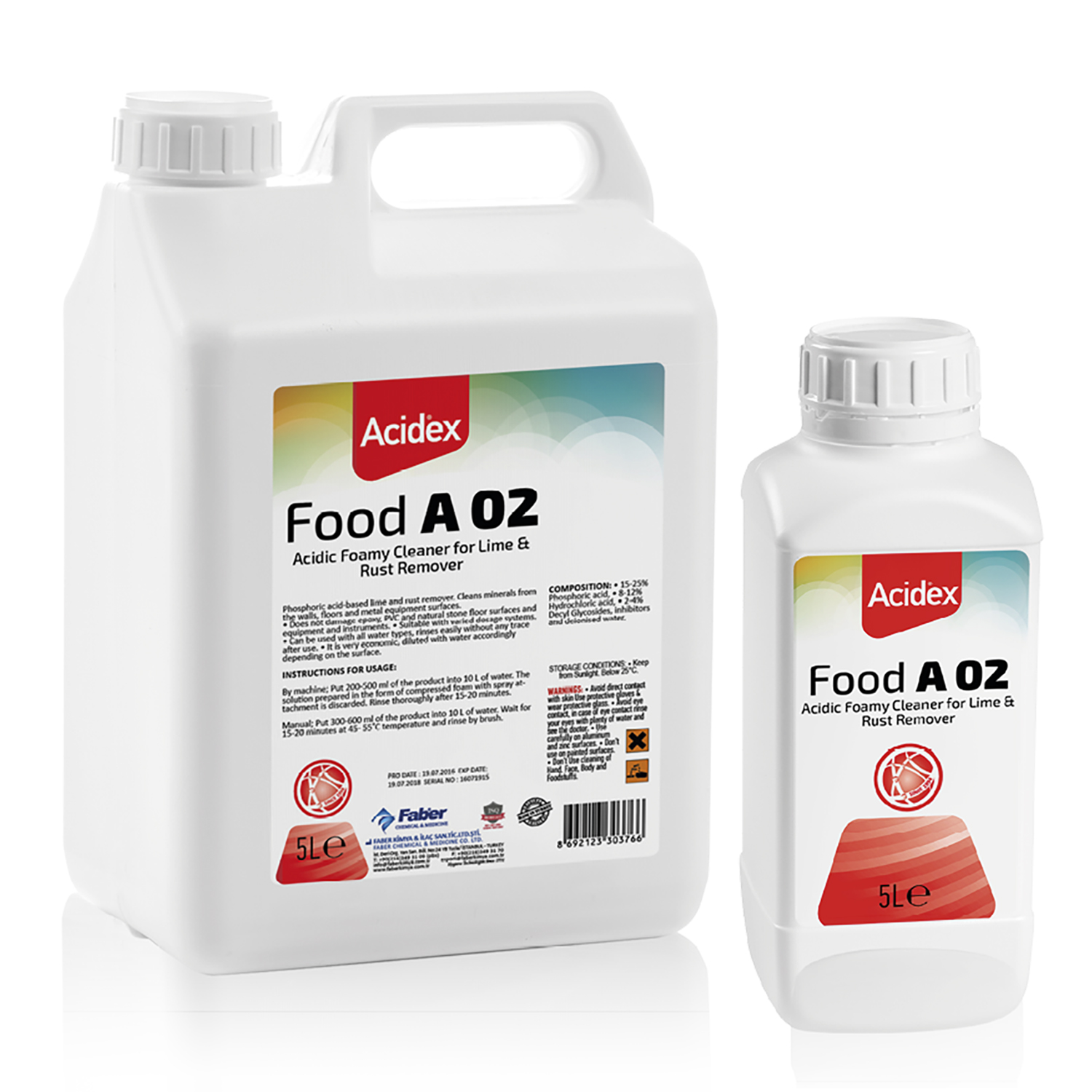 Acidex Food A 02