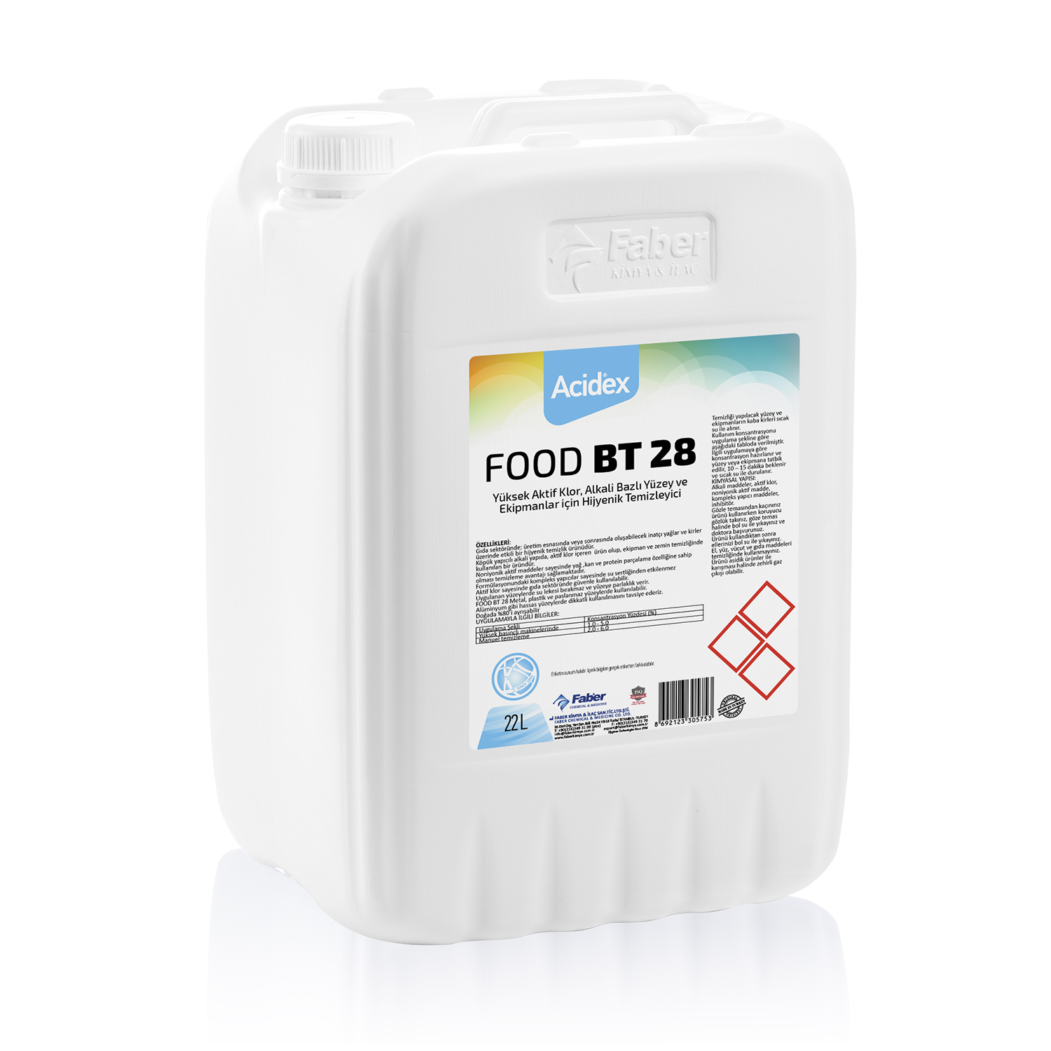Acidex Food BT 28