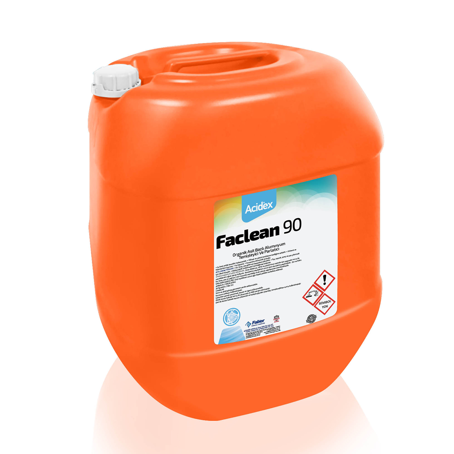 Acidex Faclean 90