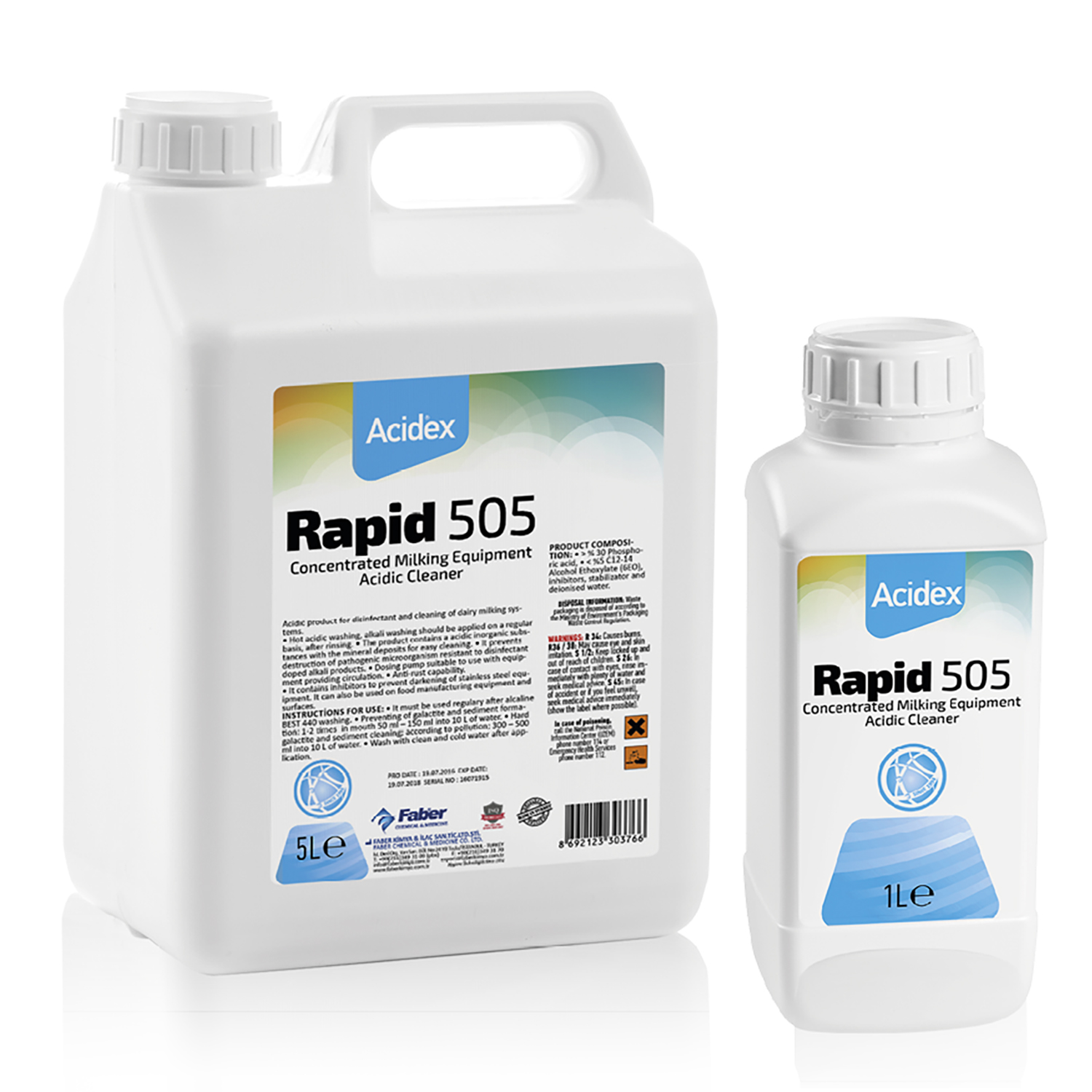 Acidex Rapid 505