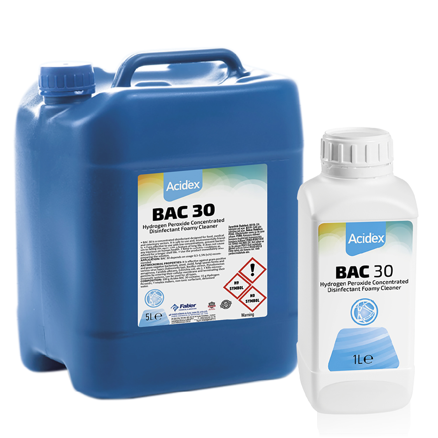 Acidex BAC 30