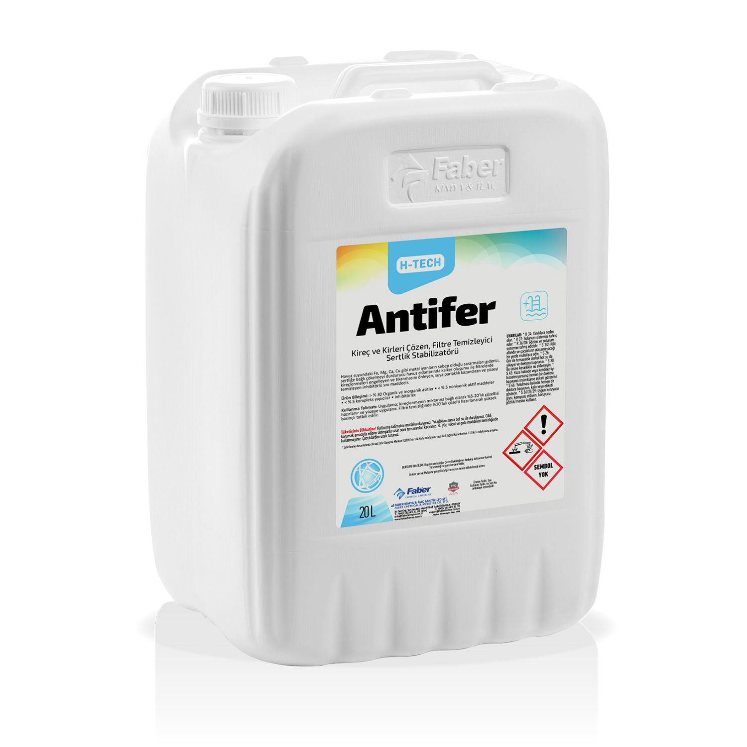H-Tech Antifer
