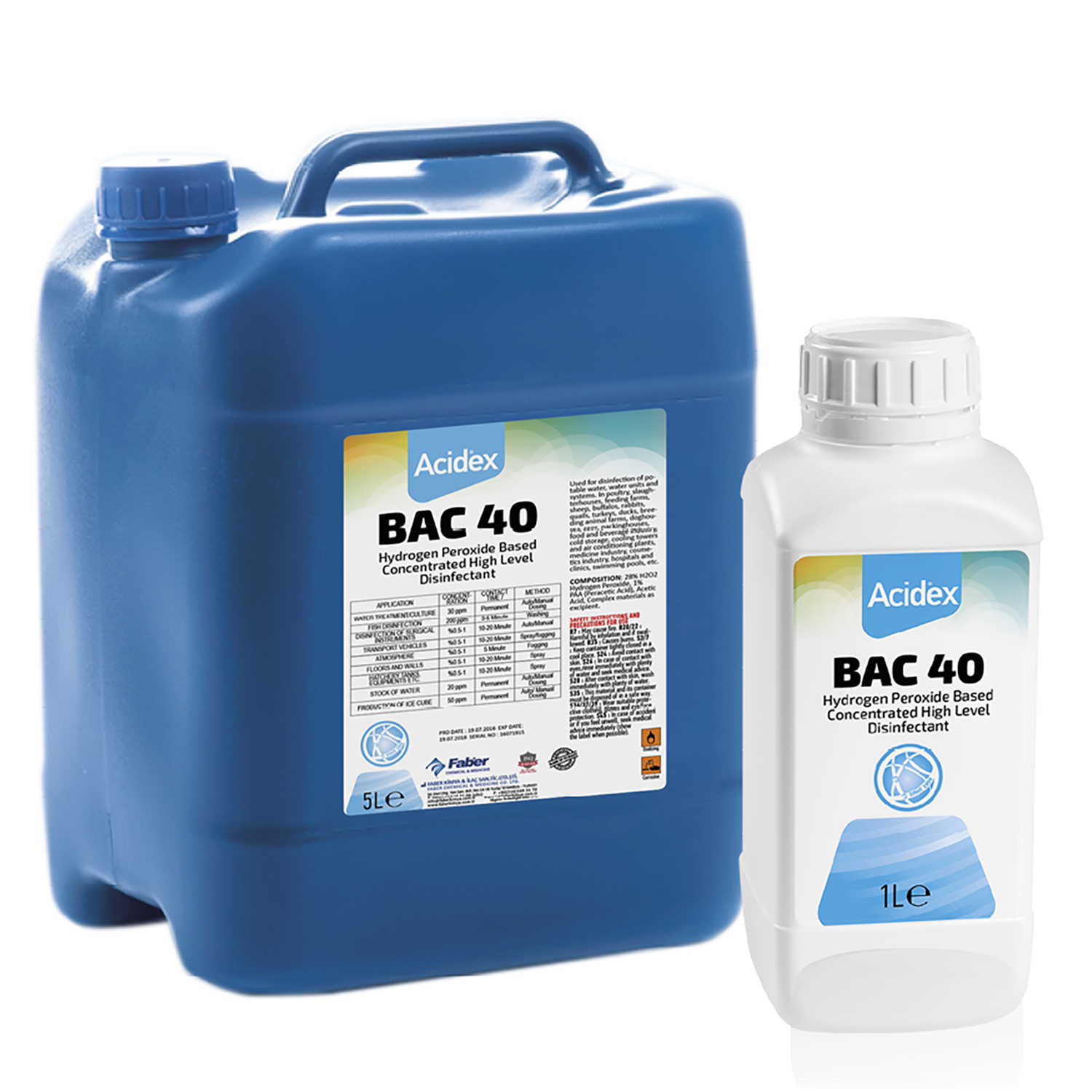 Acidex BAC 40