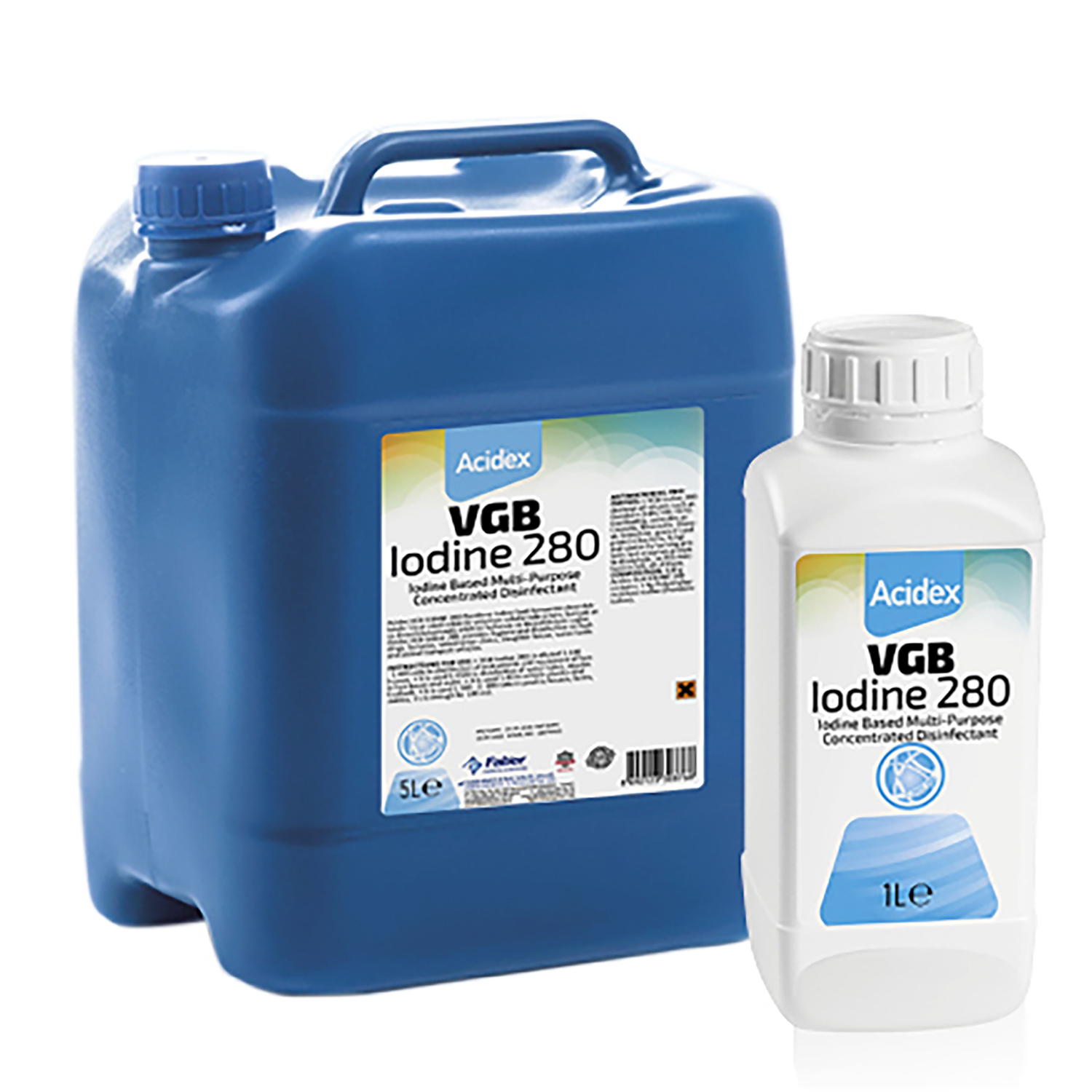 Acidex VGB Iodine 280