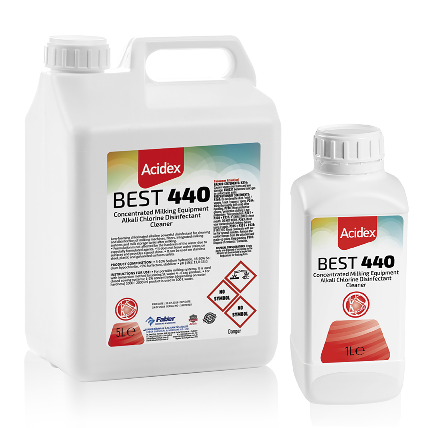 Acidex BEST 440