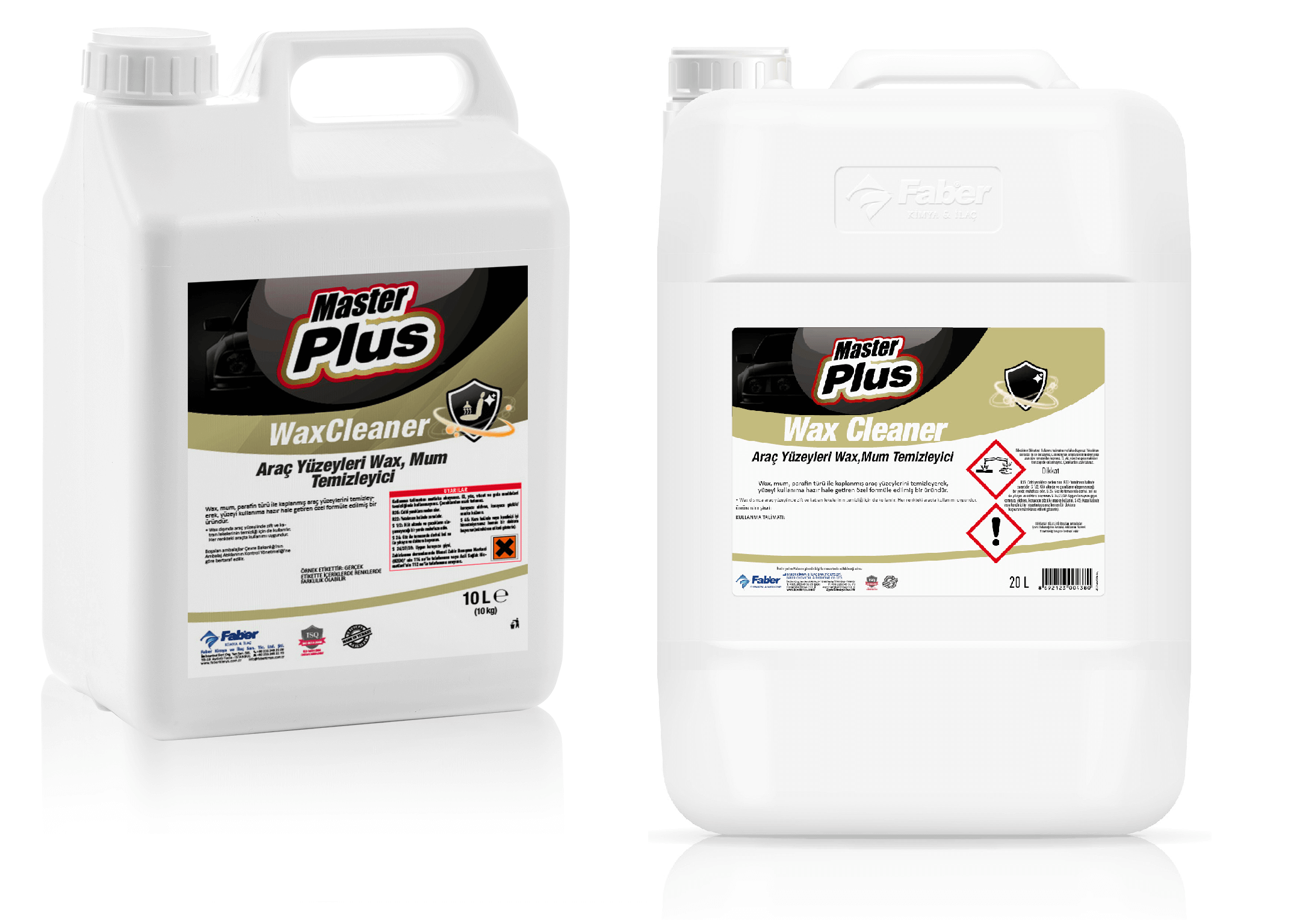 Master Plus Wax Cleaner