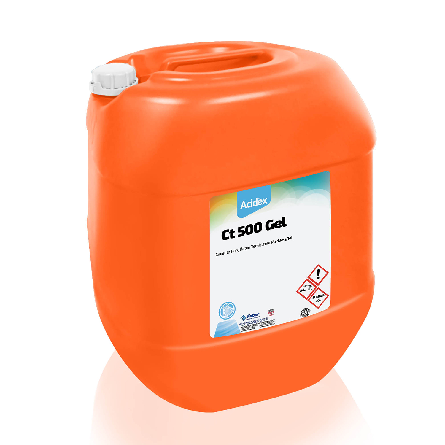 Acidex CT 500 Gel