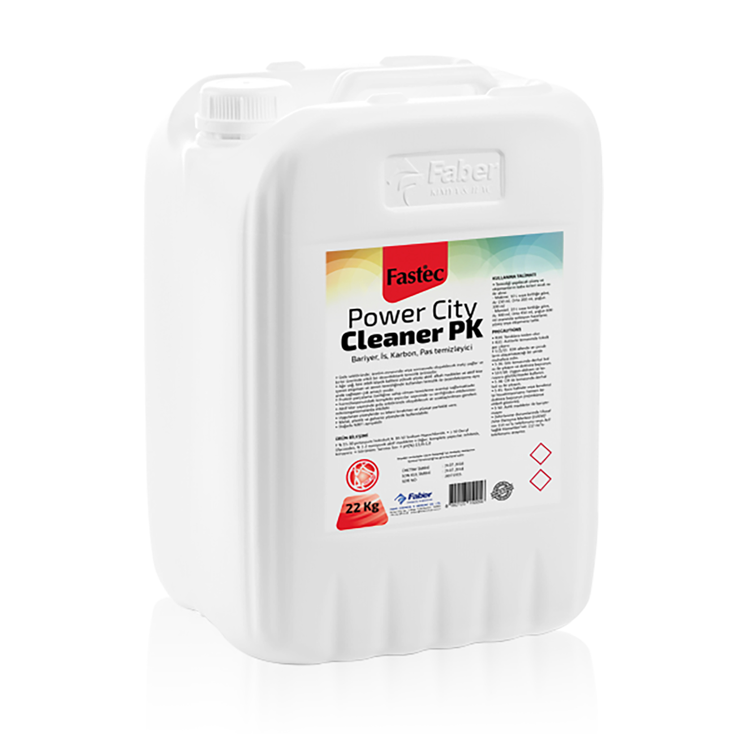 Fastec Power City Cleaner PK
