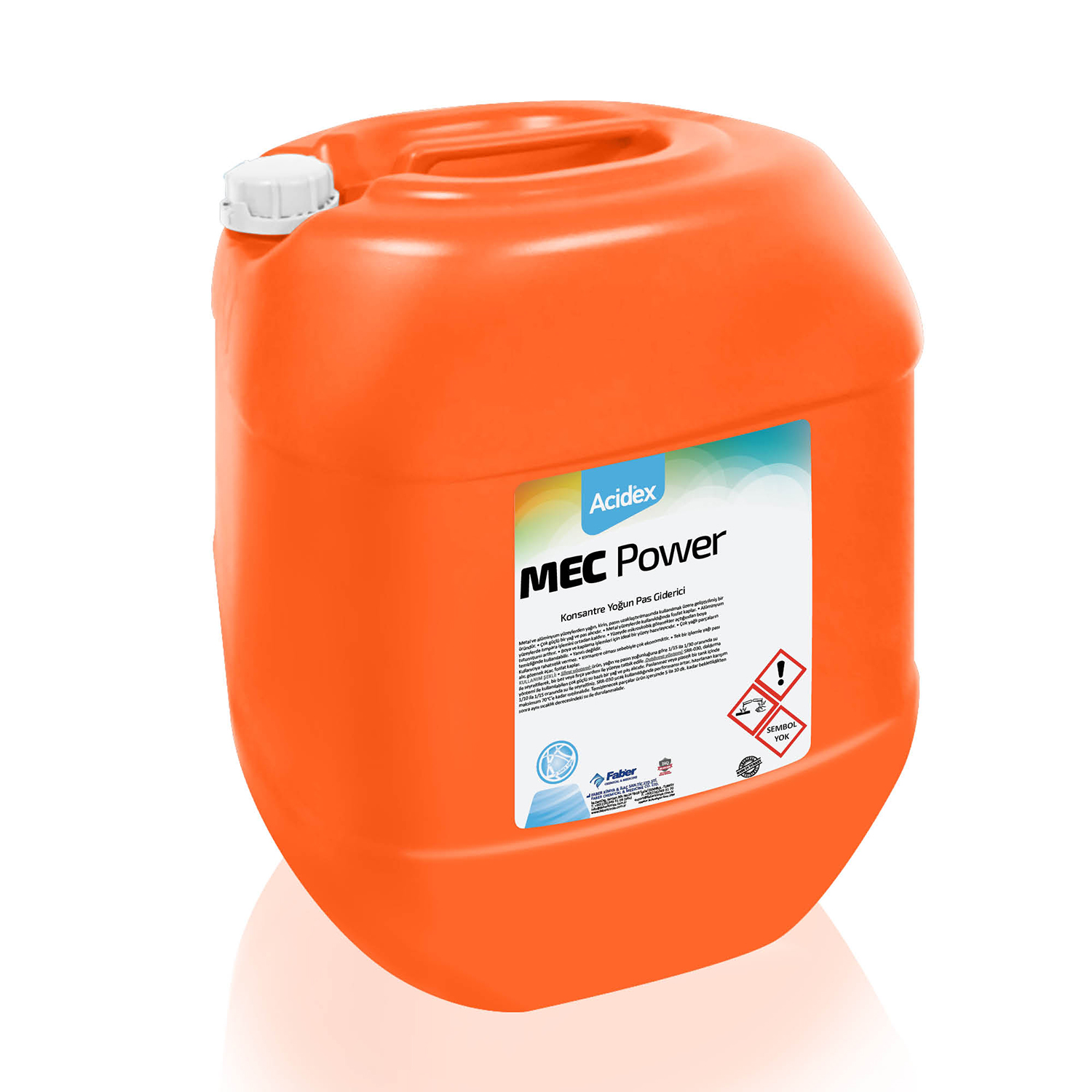 Acidex MEC Power