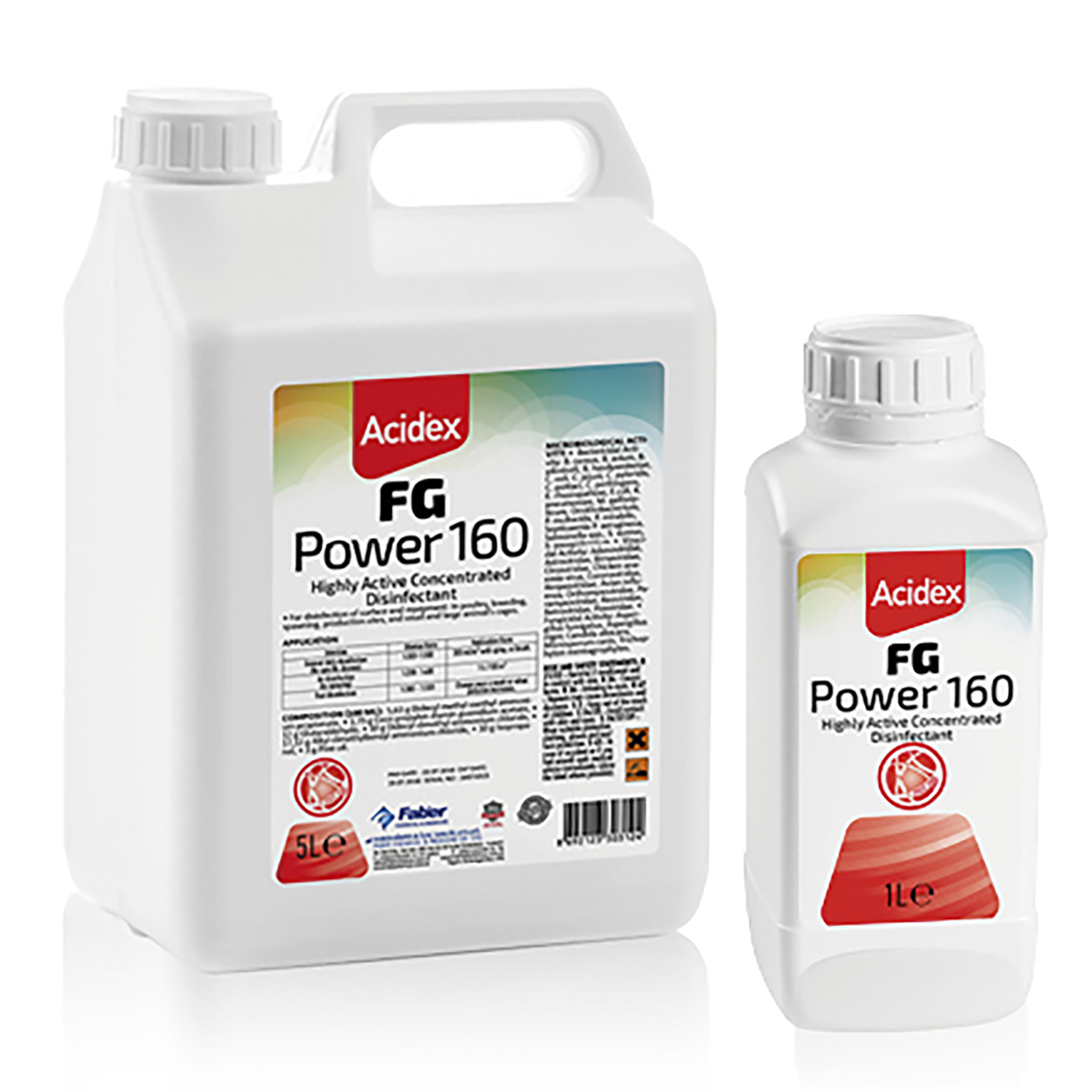 Acidex FG Power 160